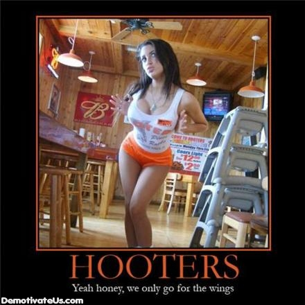 hooters-poster
