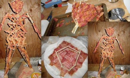 bacon-man-collage